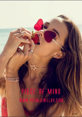 Cool America - Piece Of Mind - Mars 2018