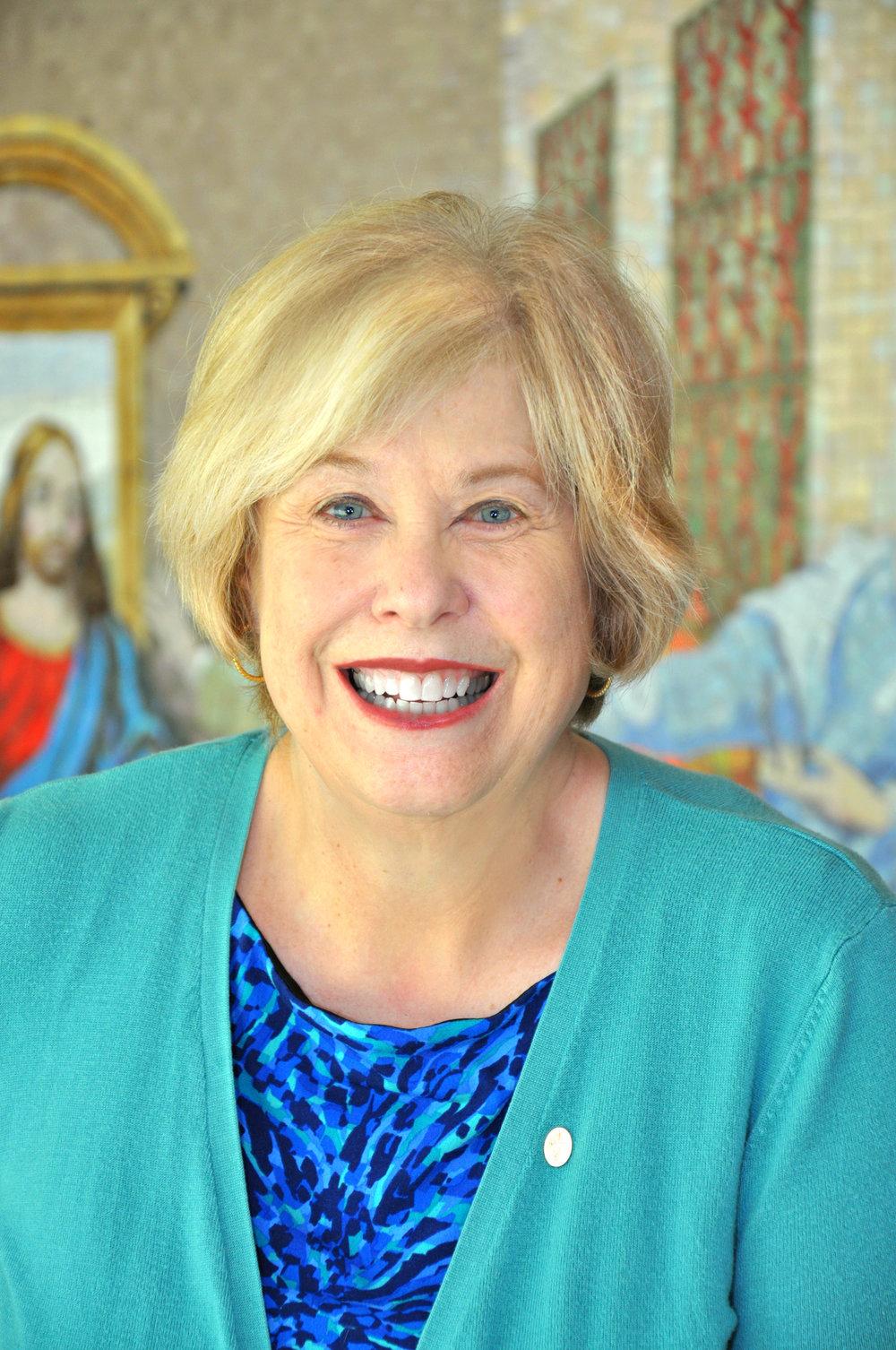 Sue Abarr      Chaplain