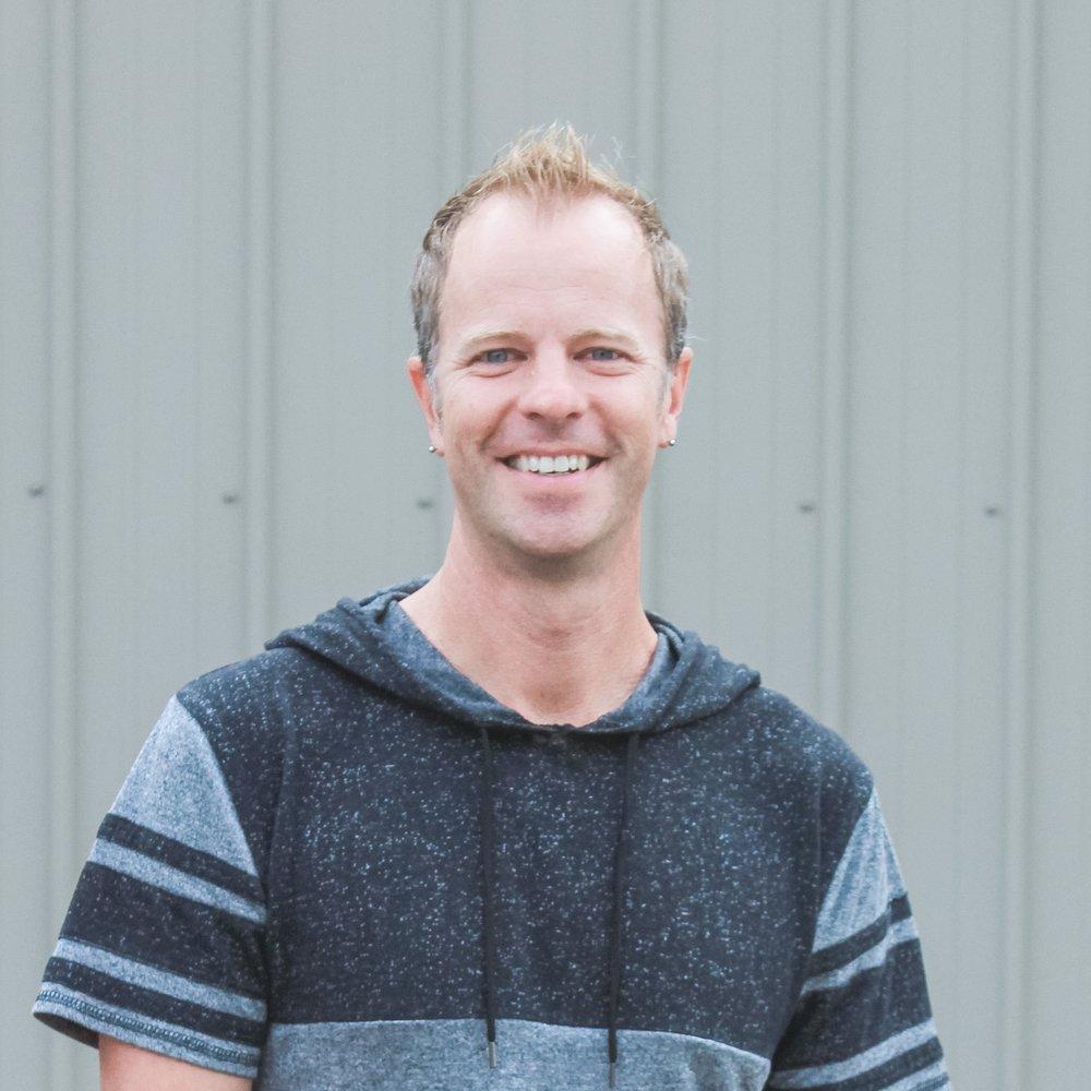 Eric Rust  Lead Pastor