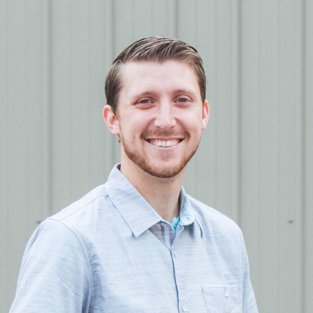 Sean Trostrud  Outreach & Student Life Ministries
