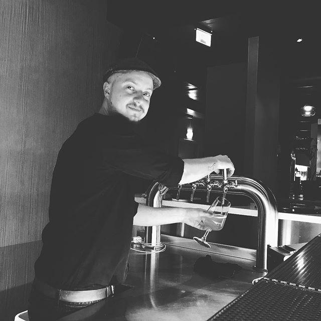 This is Keli, our head bartender... he is nice! —— #artsoncocktailbar #nostrarestaurant #truespirit #ttcocktails #makeitworldclass #justcocktails #LTDcocktails #cocktailsforyou #worldsbestbars #reykjavik #iceland #cocktail #cocktails #bartender #bartending #bar #drinks #mixology #mixologist #vodka #gin #rum #whiskey #tequila #wine #beer #drinkstagram #worldclassis