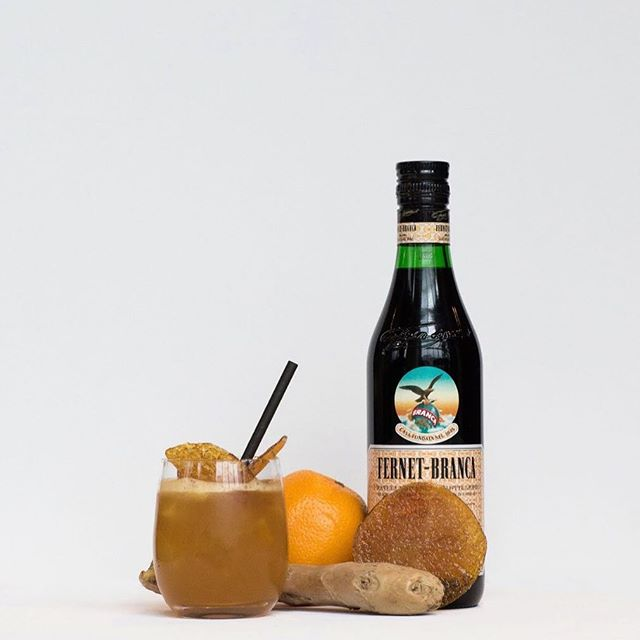 Fernet' About It... —— Don Julio Anejo Fernet Branca Ginger Orange Juice Lemon Juice Orange Bitters Molasses Bitters —— #artsoncocktailbar #nostrarestaurant #truespirit #ttcocktails #makeitworldclass #justcocktails #LTDcocktails #cocktailsforyou #worldsbestbars #reykjavik #iceland #cocktail #cocktails #bartender #bartending #bar #drinks #mixology #mixologist #vodka #gin #rum #whiskey #tequila #wine #beer #drinkstagram #worldclassis