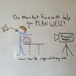 Stop Reading Stock Market Forecasts and Invest Wisely