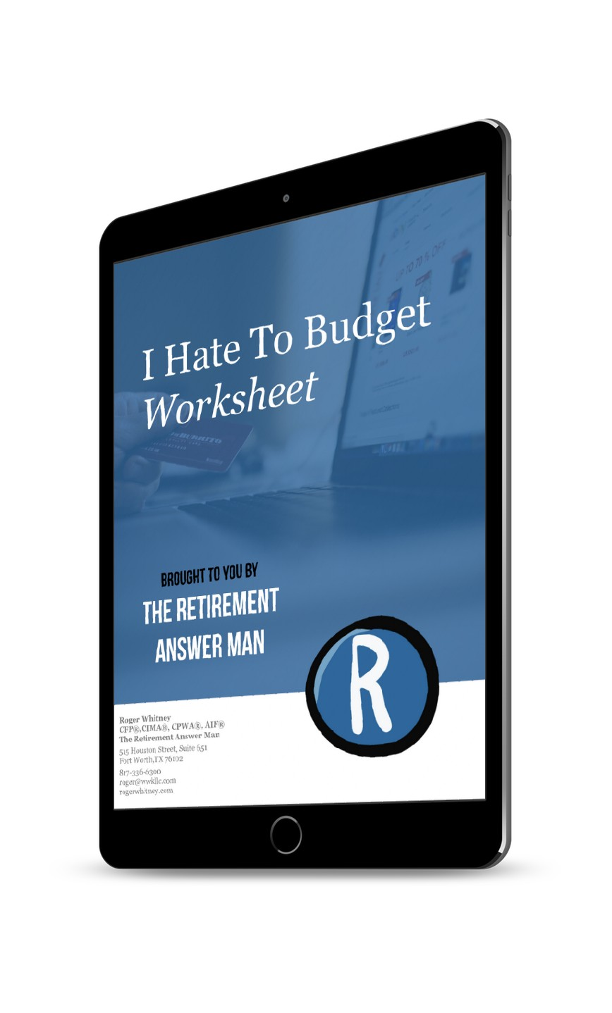 Retirement Resources — Roger Whitney