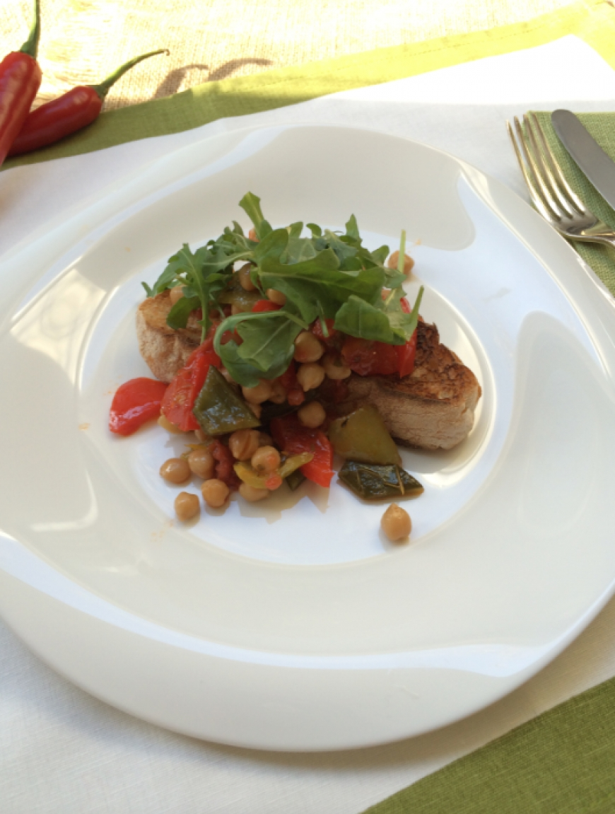 Slow-Cooked Chickpeas with Spicy Peppers and Arugula.jpg