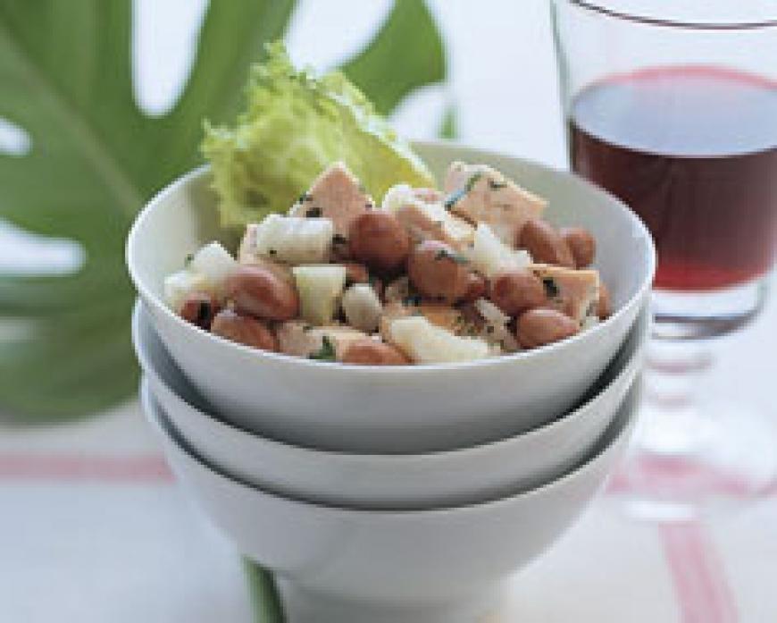 Roast Turkey and Romano Bean Salad.jpg