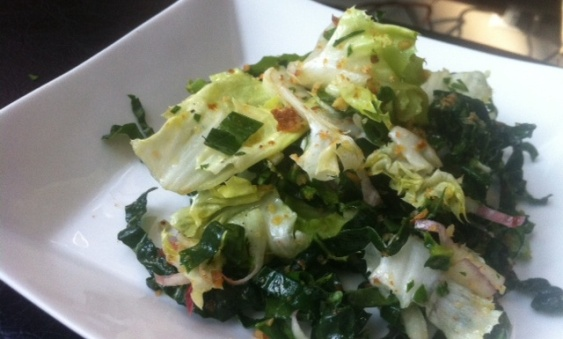 Mixed winter green salad with anchovies and bread crumbs.jpg