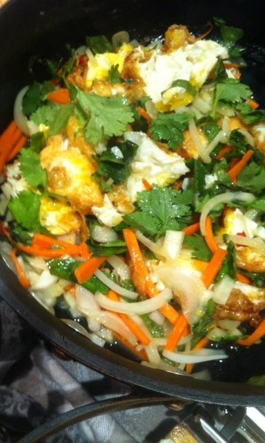 Yam khai dao (crispy fried egg salad) .jpg