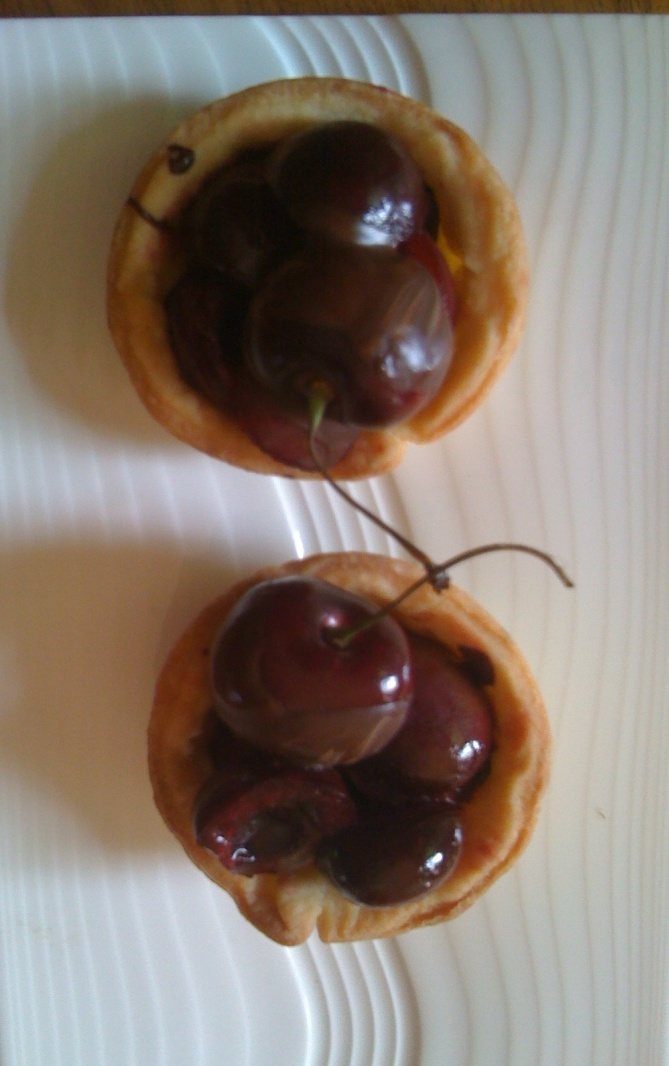 Chocolate cherry tartlets.jpg