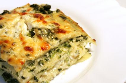 Vegetarian lasagna with summer vegetables.jpg