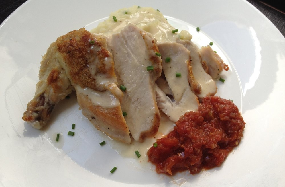 Pan-roasted chicken breast with caraway supreme sauce.jpg
