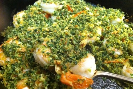 Roasted Shrimps with Savoury Crumbs.jpg