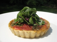 Tomato Tartlets with Spicy Greens.jpg