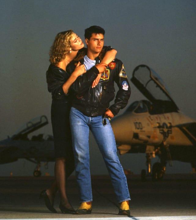 Tom Cruise, Kelly McGillis