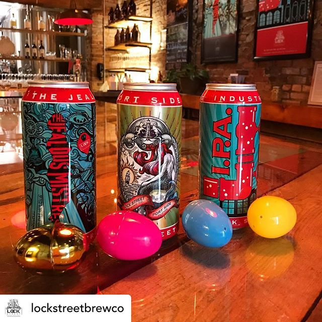 Posted @withrepost • @lockstreetbrewco We're getting our eggs together for our Easter egg hunt! Join us tomorrow, Saturday April 20th at noon - lots of goodies to be found (both beer and chocolate)! . . We're open our regular hours all weekend, so HOP ON DOWN and give us a visit here in Port Dalhousie! . . . . . #ontariocraftbeer #niagarabrewery #drinklocal #dogfriendlybrewery #lockstreetbrewing #portdalhousie #ourhomestc #madeinportdalhousie