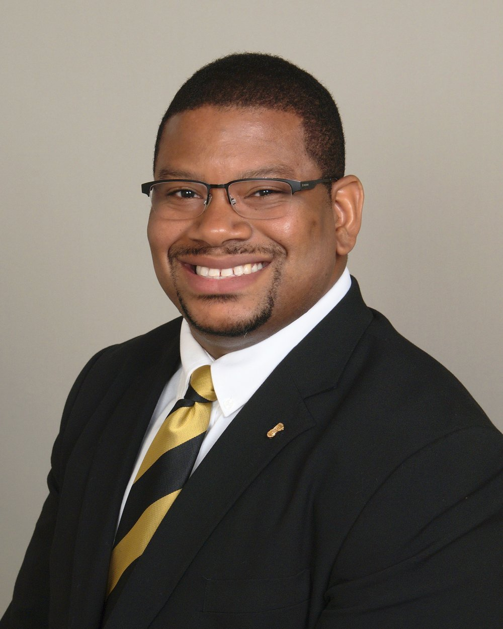 Ronald D. Stovall, Jr.  Candidate for Midwestern Regional Vice President