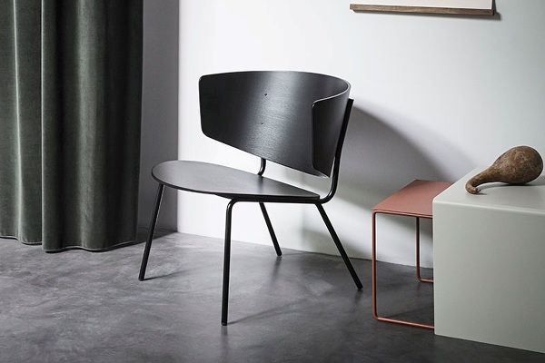 Hermann-Lounge-Chair-by-Ferm-Living Hoos Glasgow The Clique Lifestyle.jpg
