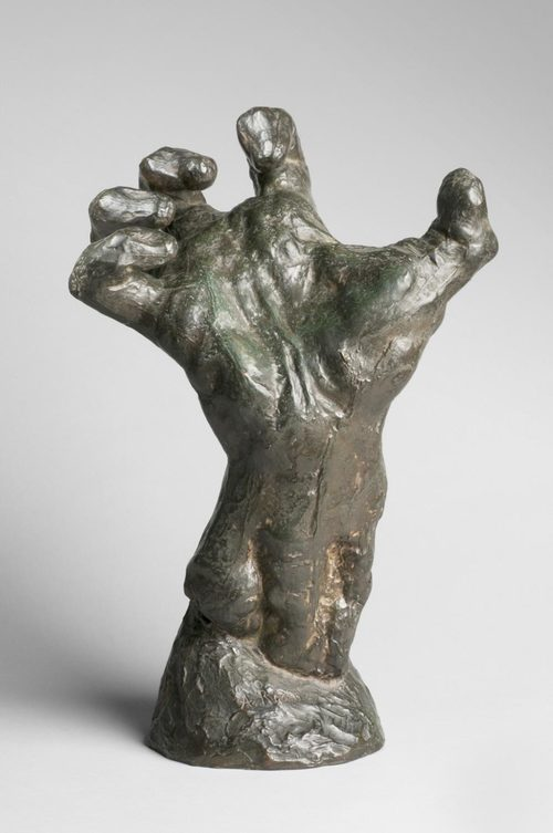 RODIN: Clenched Hand