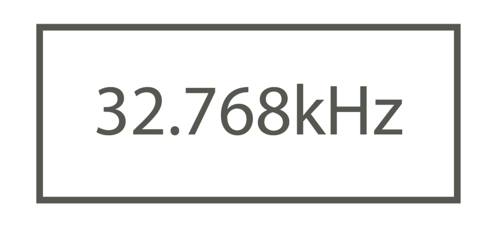 MV Electronics-32.768kHz