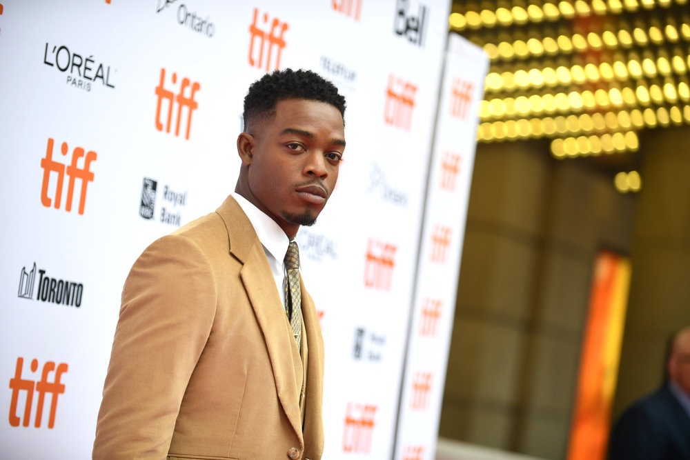 'If Beale Street Could Talk' Star Stephan James