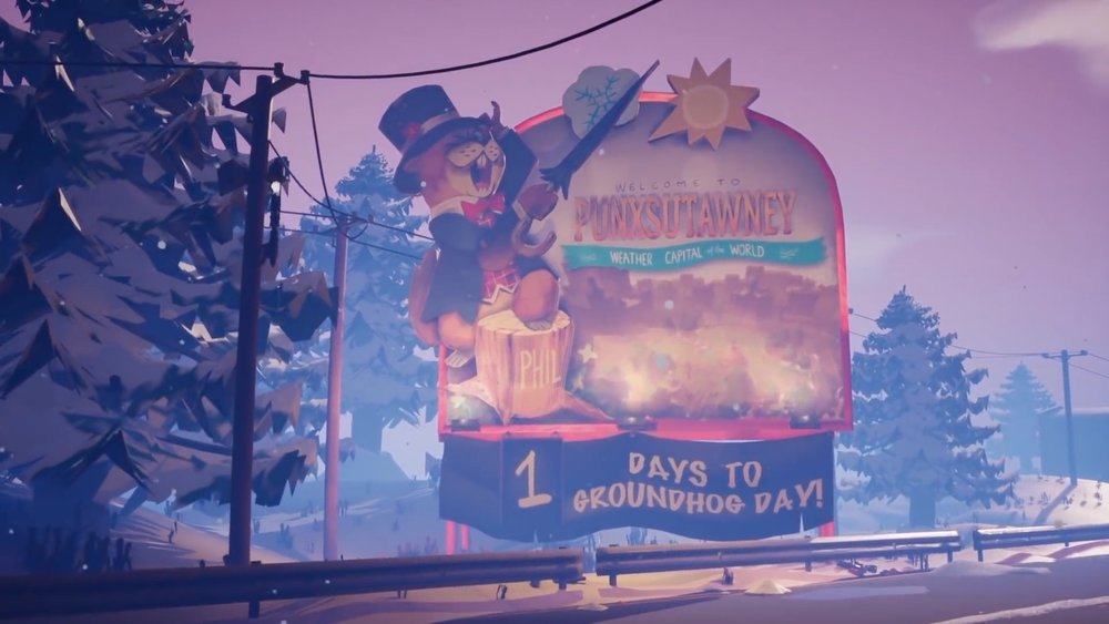 Groundhog Day VR game is coming this year