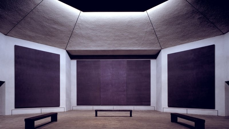 The Rothko Chapel, Houston TX
