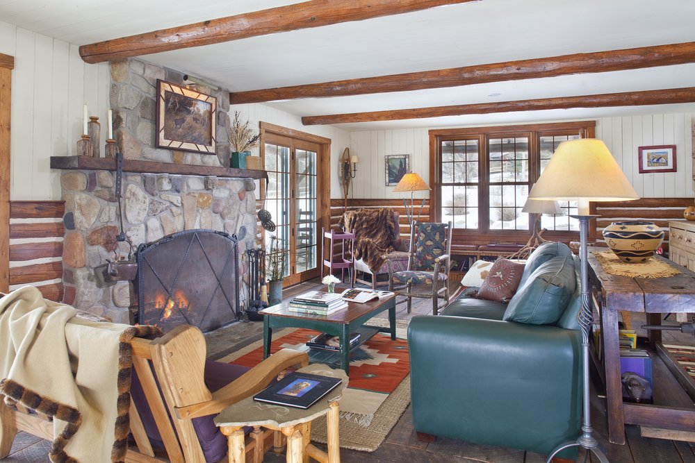 Mountain House Living Room