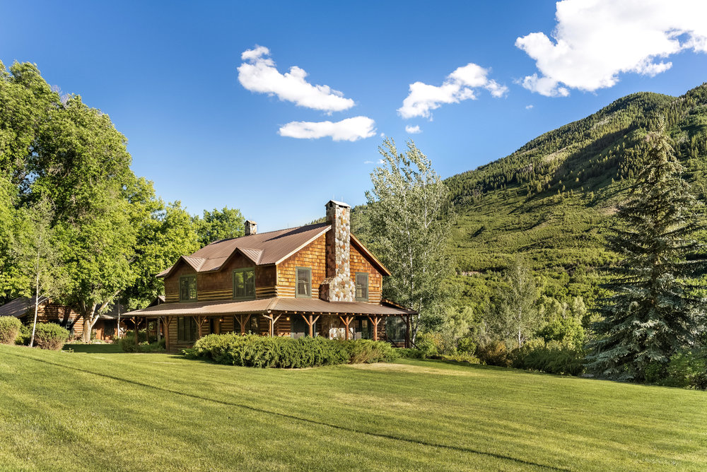 Mountain House - 5 Beds, 5 Baths