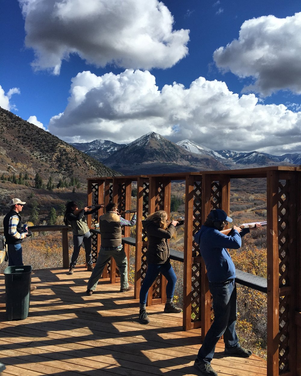 Most Stunning Setting for Sporting Clays