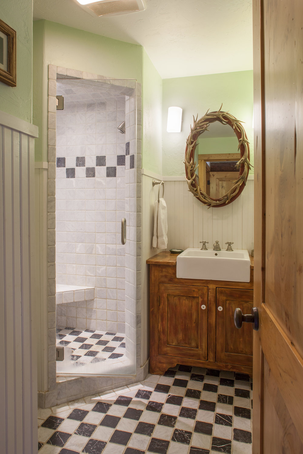 One of two Master Baths to Master Suite