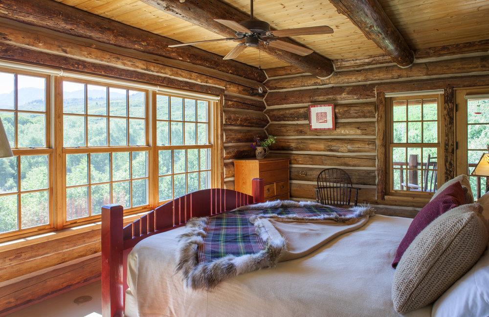 Master Bedroom Suite on First Floor