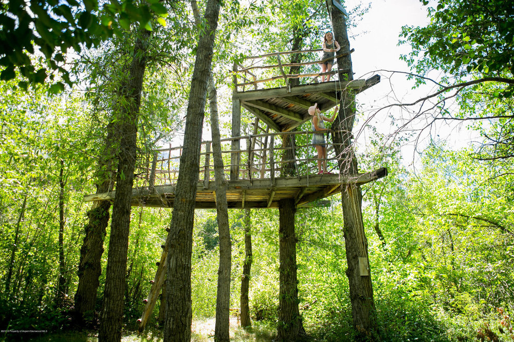 2-Story Tree House just like in the City