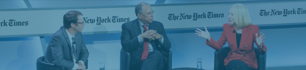 New York times higher ed forum - May 30-31, 2018