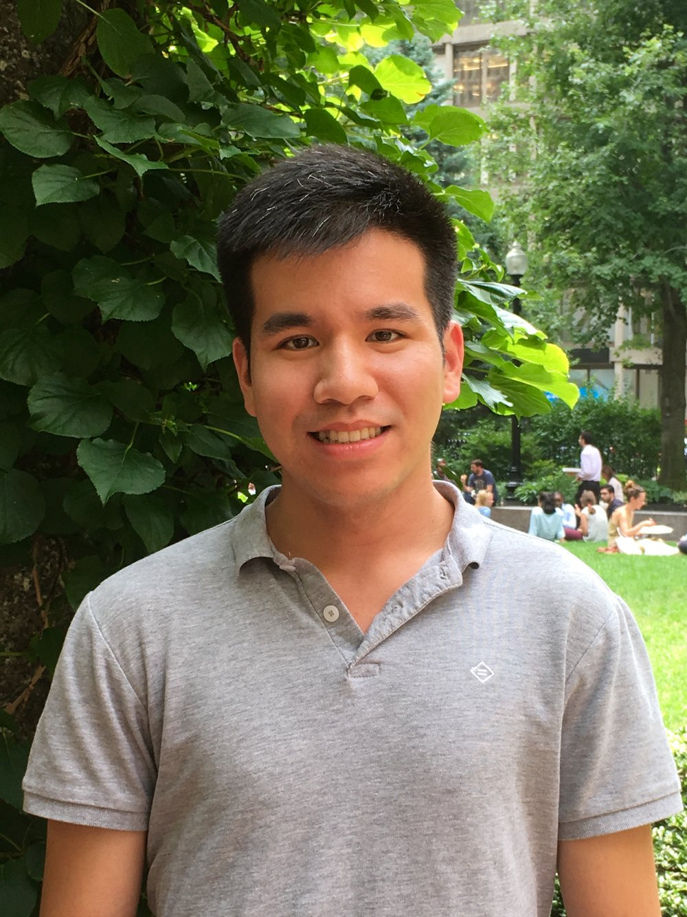 Sean Chung - Software Engineer