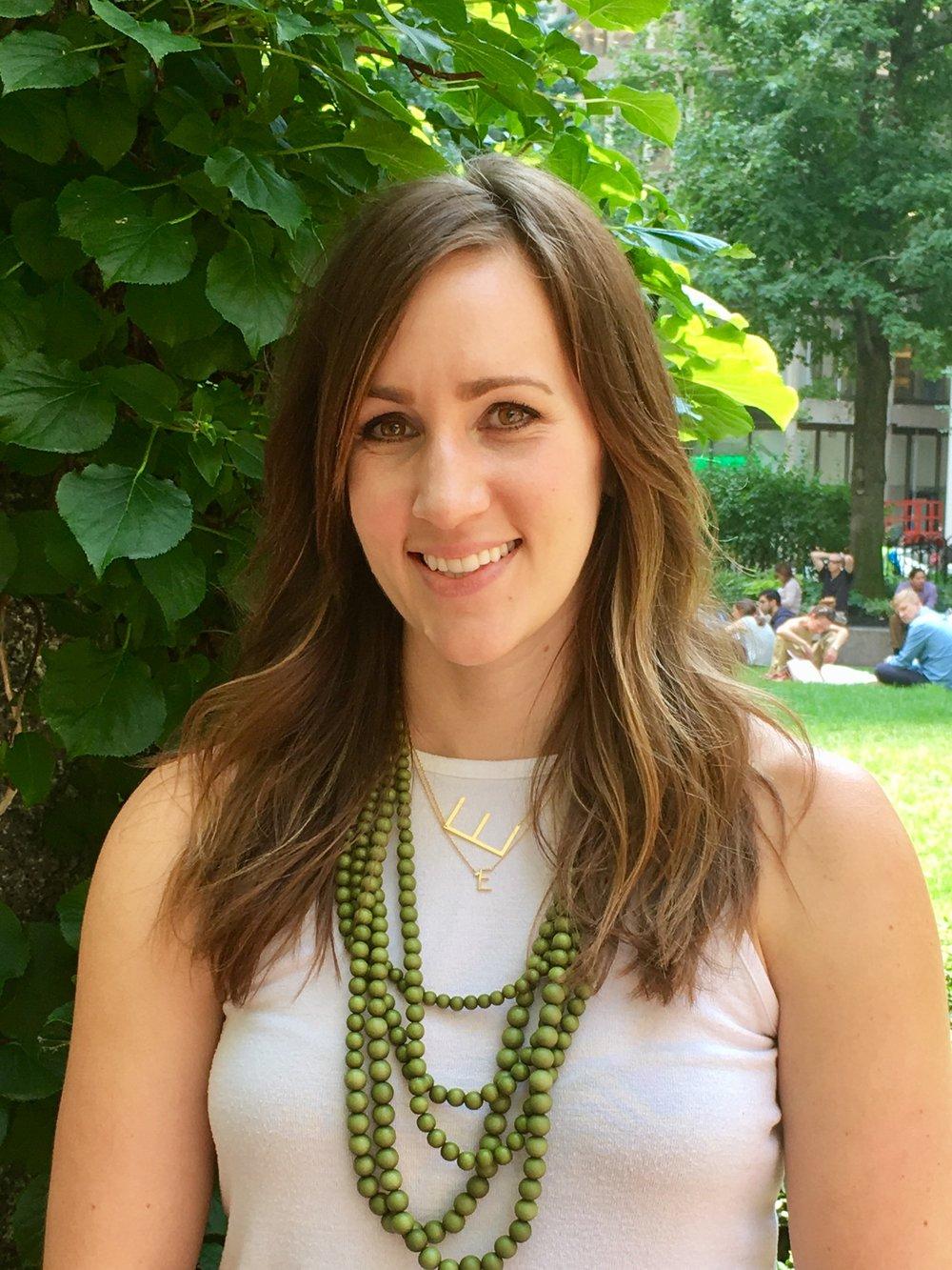 Elise Tjernagel - Senior Director of Partnerships