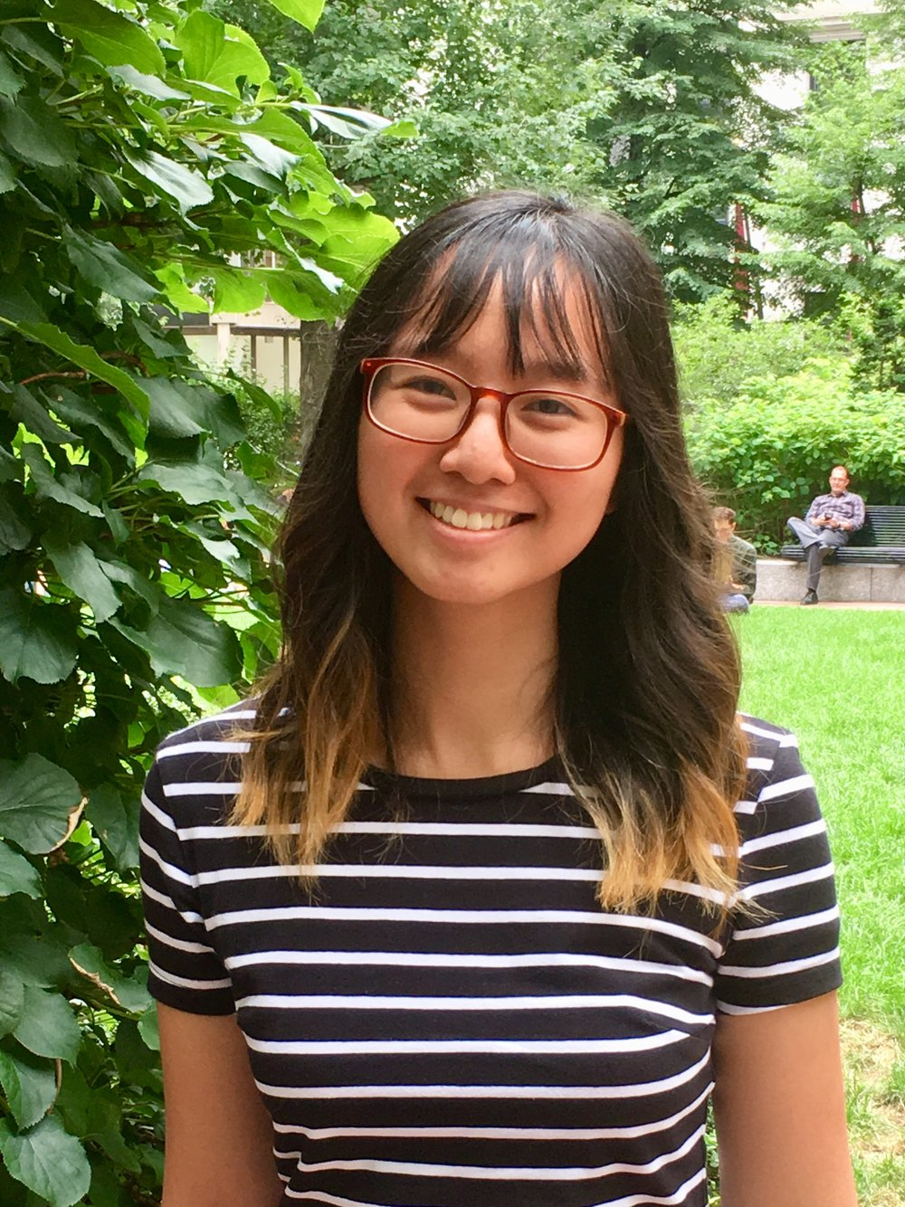 Jessica Yee - Student Success Manager