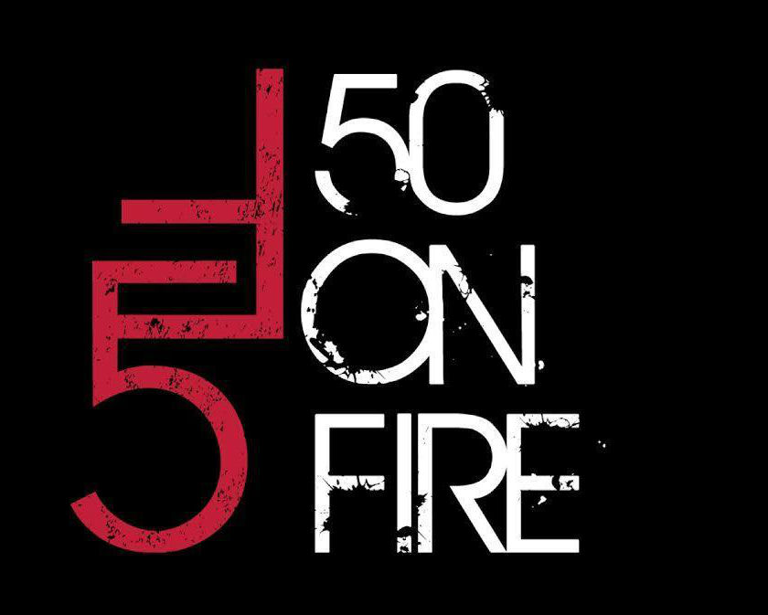 50 On Fire
