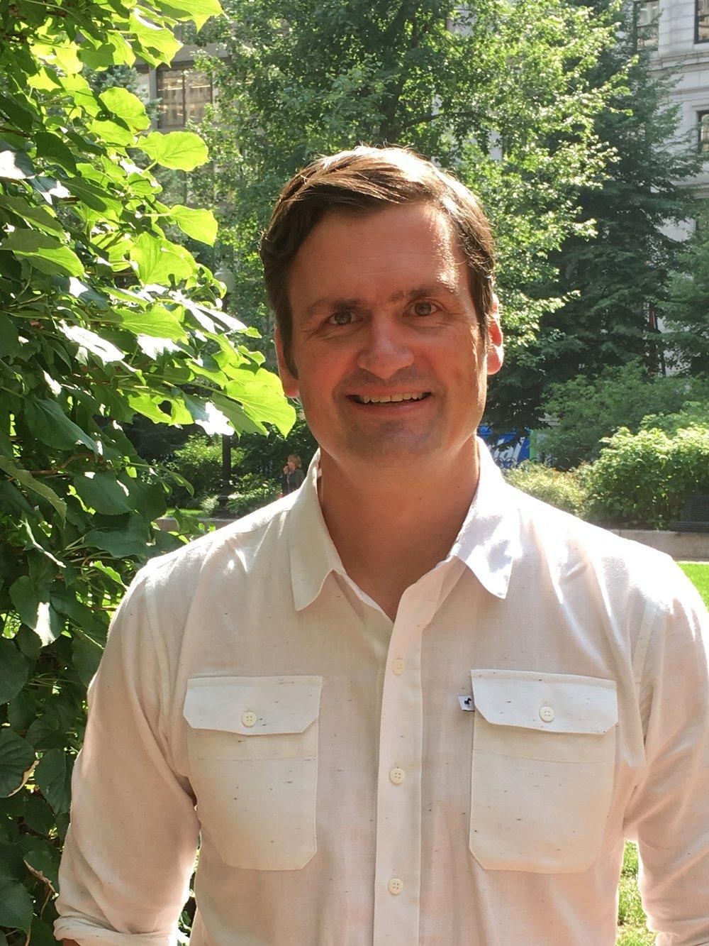 Joe Michie   Senior Director of Partnerships