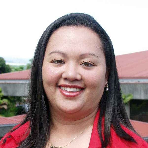 Farrah-Marie Gomes, Vice Chancellor for Student Affairs
