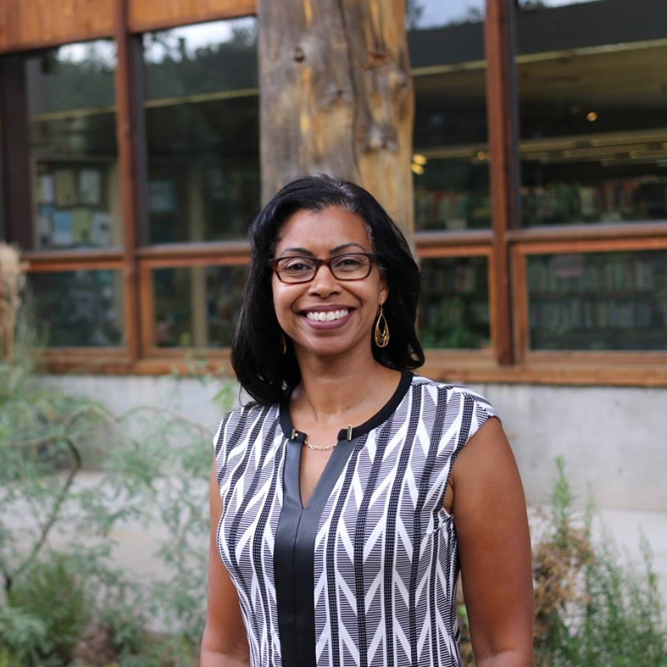 Dr. Stephanie Krusemark, Chief Enrollment Management and Marketing Officer