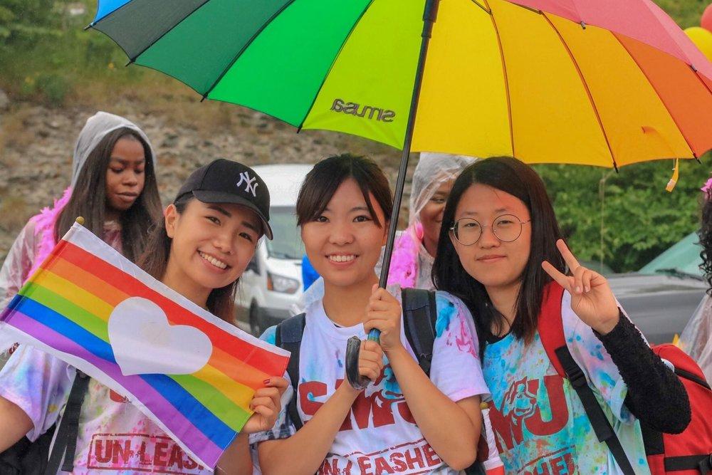Pride celebrations!