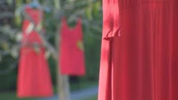 Remember Indigenous Women on Friday, October 19 - Red Dress Day at Saint Mary's