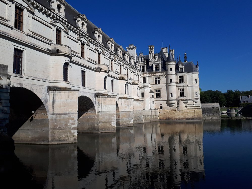 """"""" Château de Chenonceau"""" Loire Valley, France"""