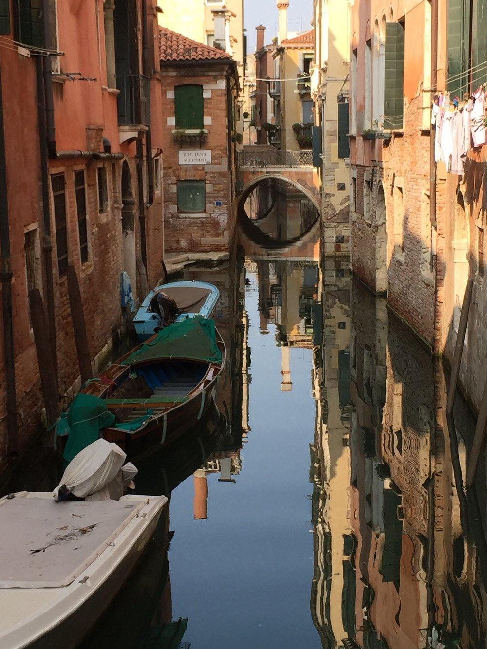"""""""Venice Reflections"""" Venice, Italy"""