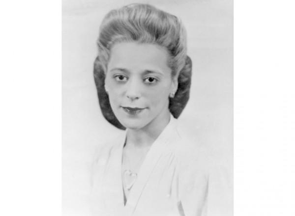 A young Viola Desmond.