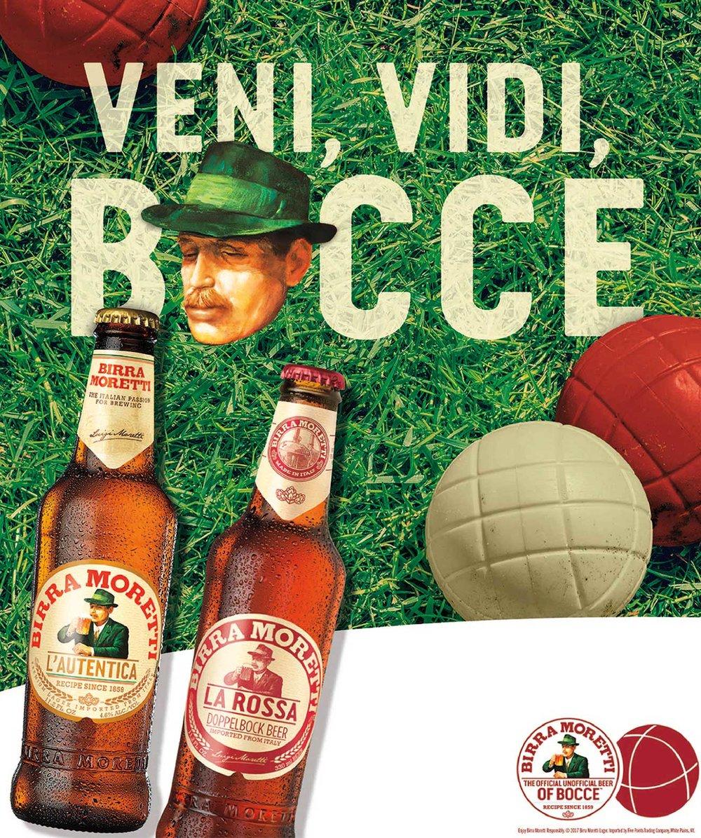 Birra Moretti Bocce Tournament