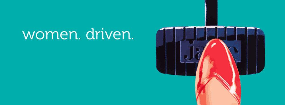 See Jane Go Kickstarter Ads