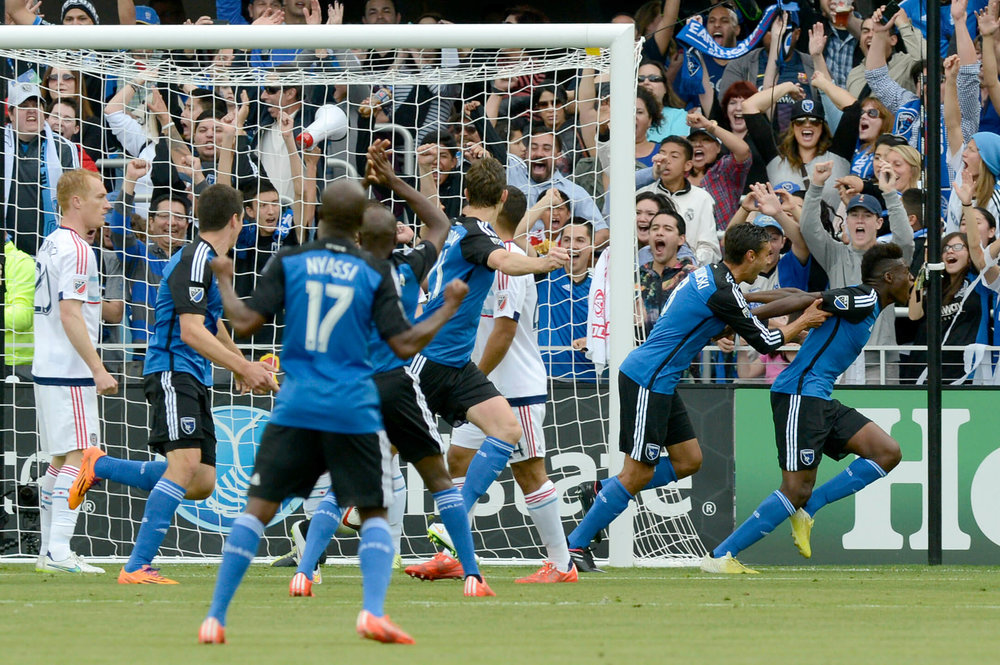 Quakes and KNBR Agreement