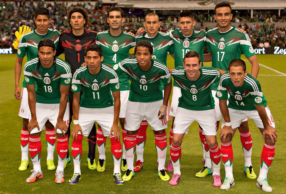 Mexico Defeats New Zealand