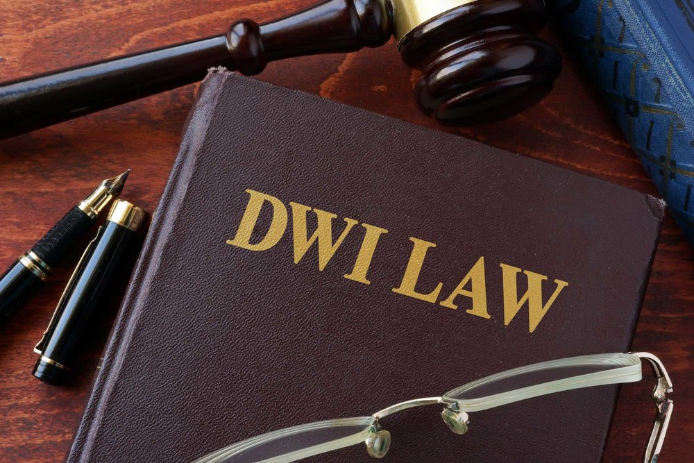 DWI Law Book